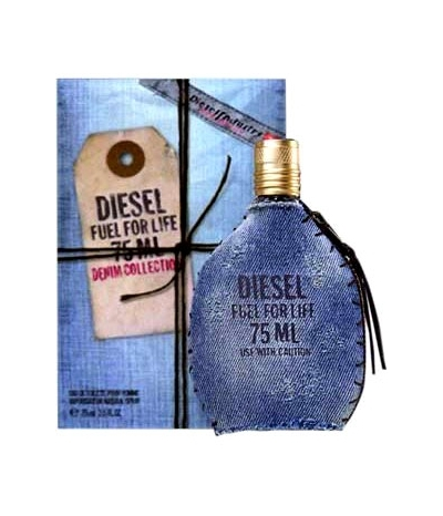 Diesel Fuel for Life Denim Collection Homme EDT tester 75 ml M