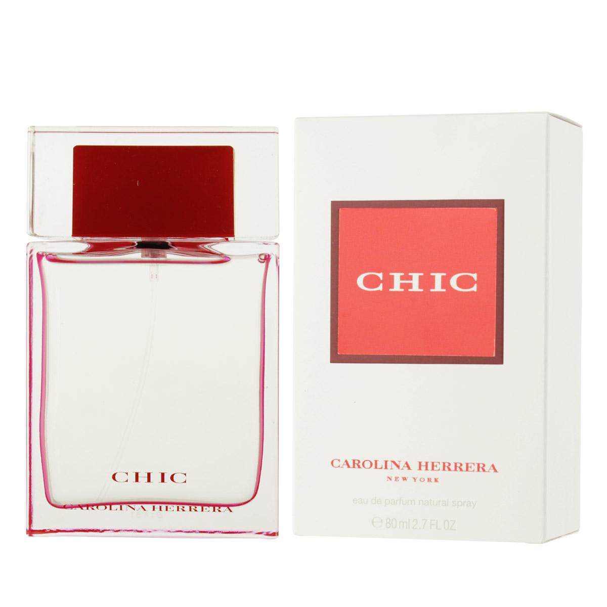 Carolina Herrera Chic for Women EDP 80 ml W