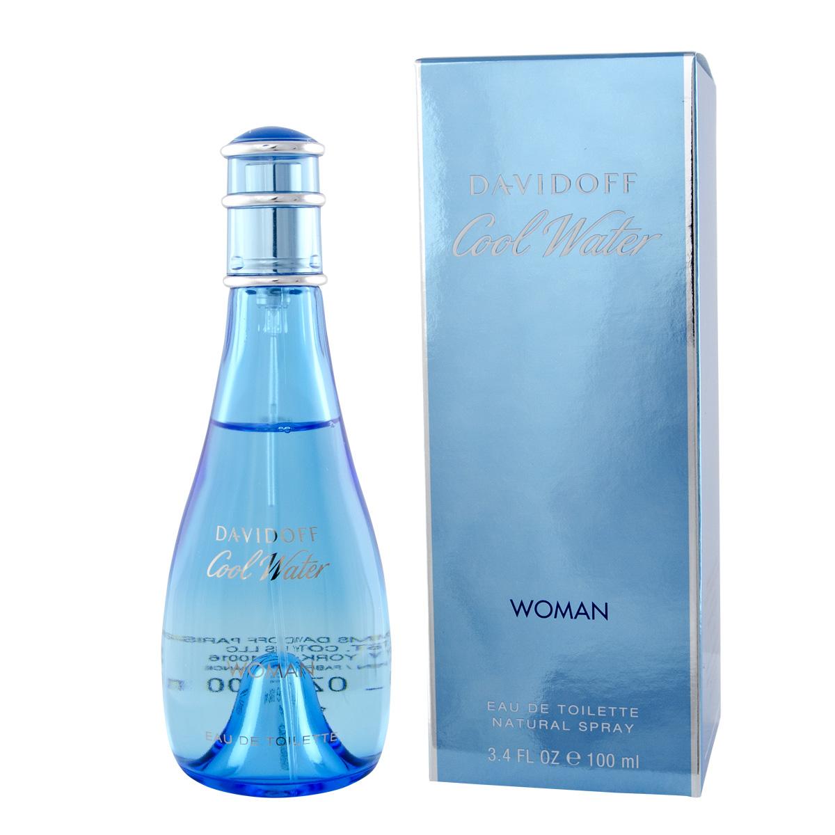 Davidoff Cool Water for Women EDT 100 ml W