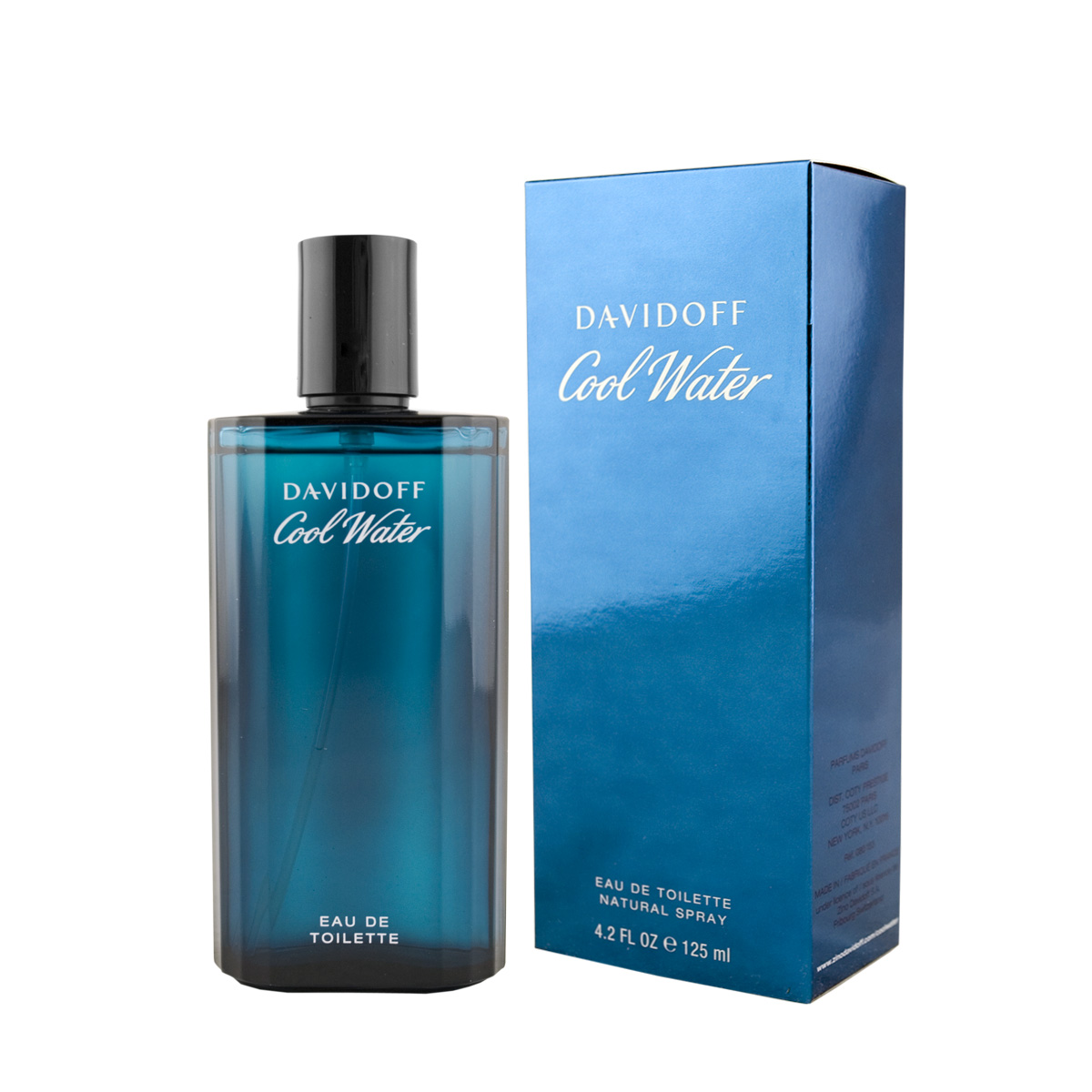 Davidoff Cool Water for Men EDT 125 ml M