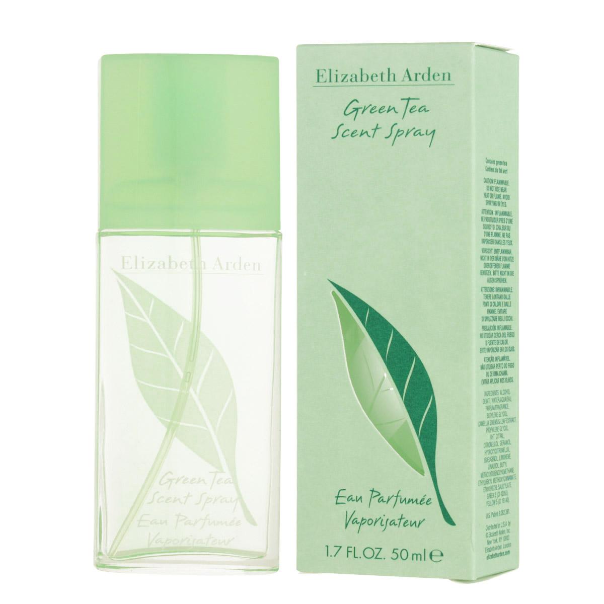 Elizabeth Arden Green Tea EDP 50 ml W