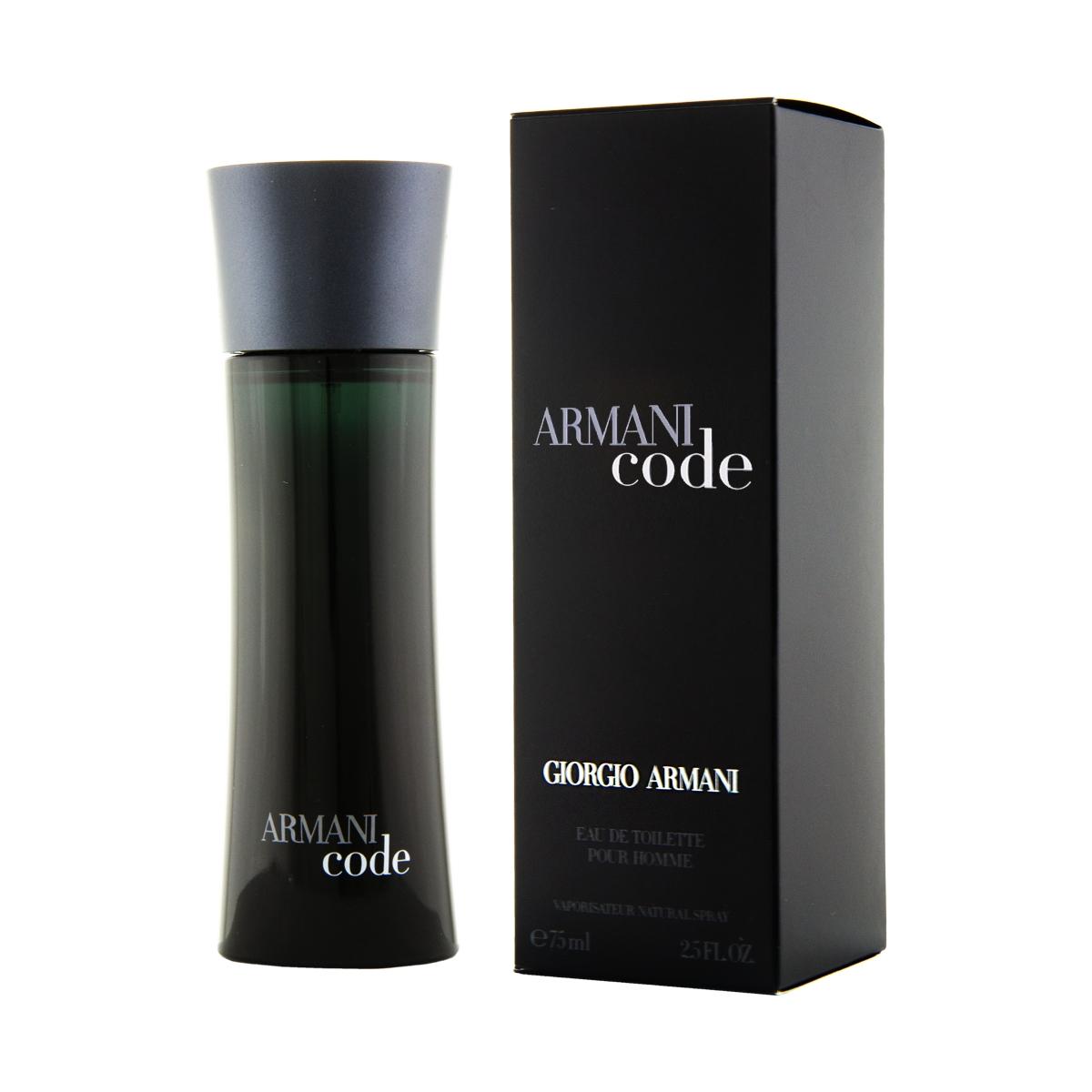 Armani Giorgio Code Homme EDT 75 ml M