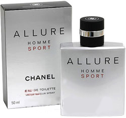 Chanel Allure Homme Sport EDT tester 50 ml M