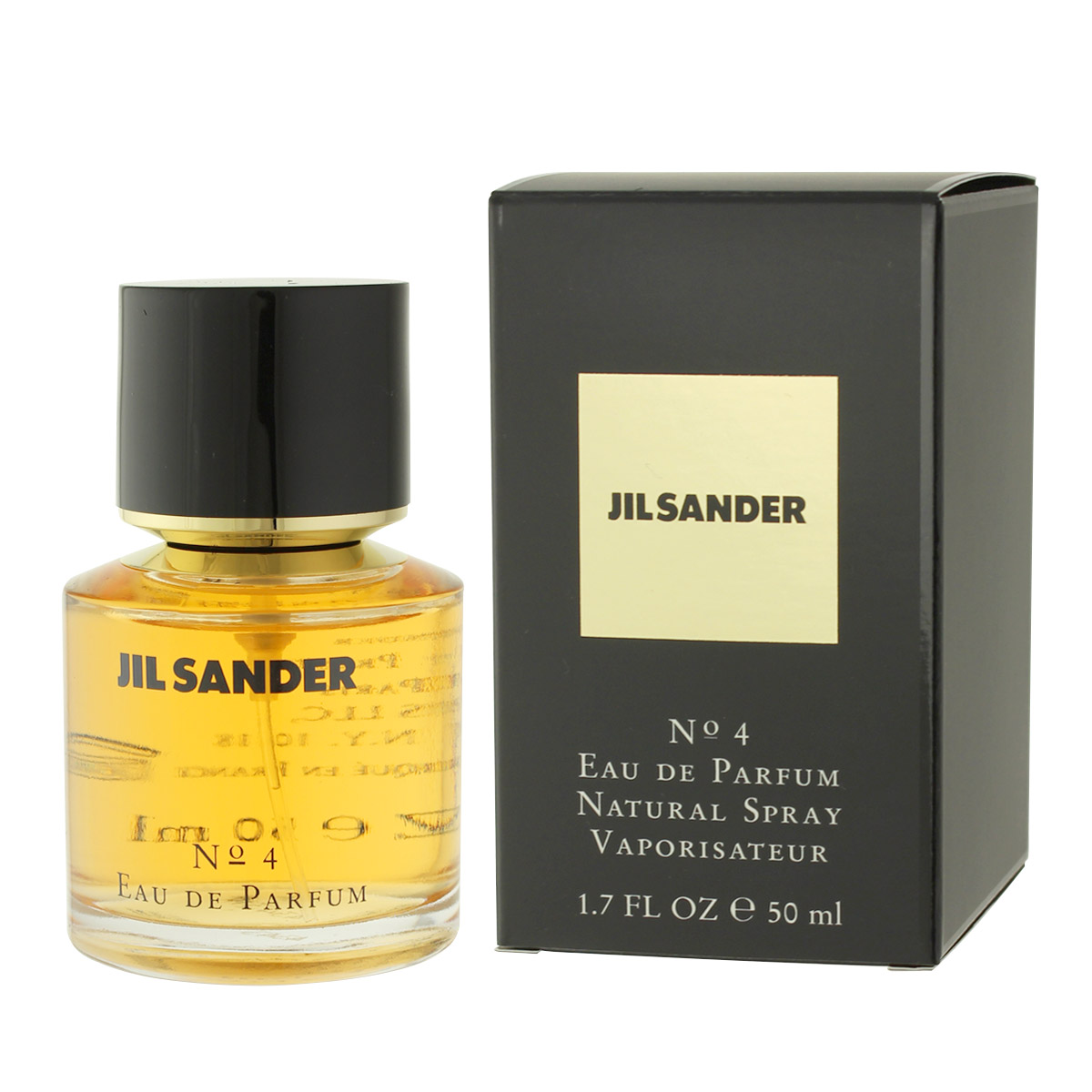 Jil Sander No 4 EDP 50 ml W
