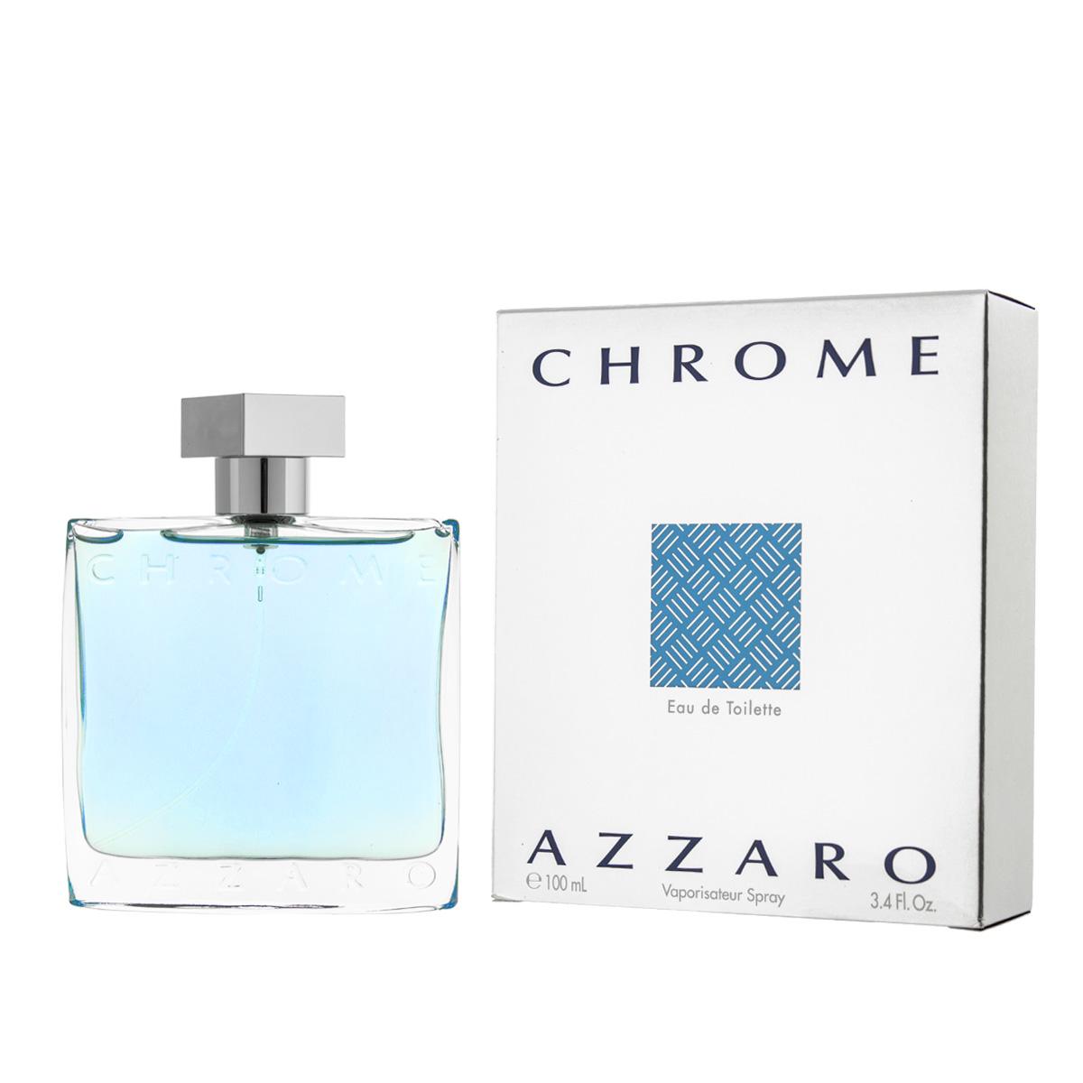 Azzaro Chrome pour Homme EDT 100 ml M