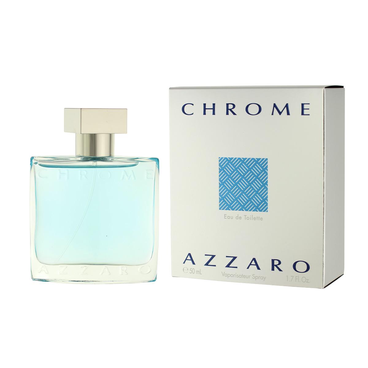 Azzaro Chrome pour Homme EDT 50 ml M