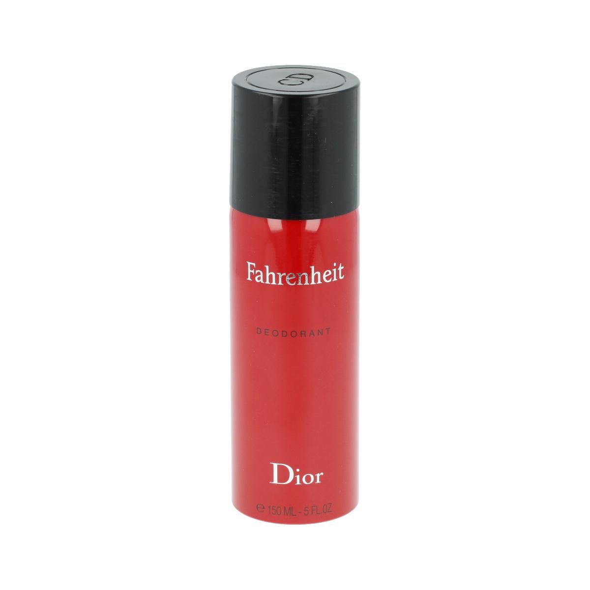 Dior Christian Fahrenheit DEO ve spreji 150 ml M