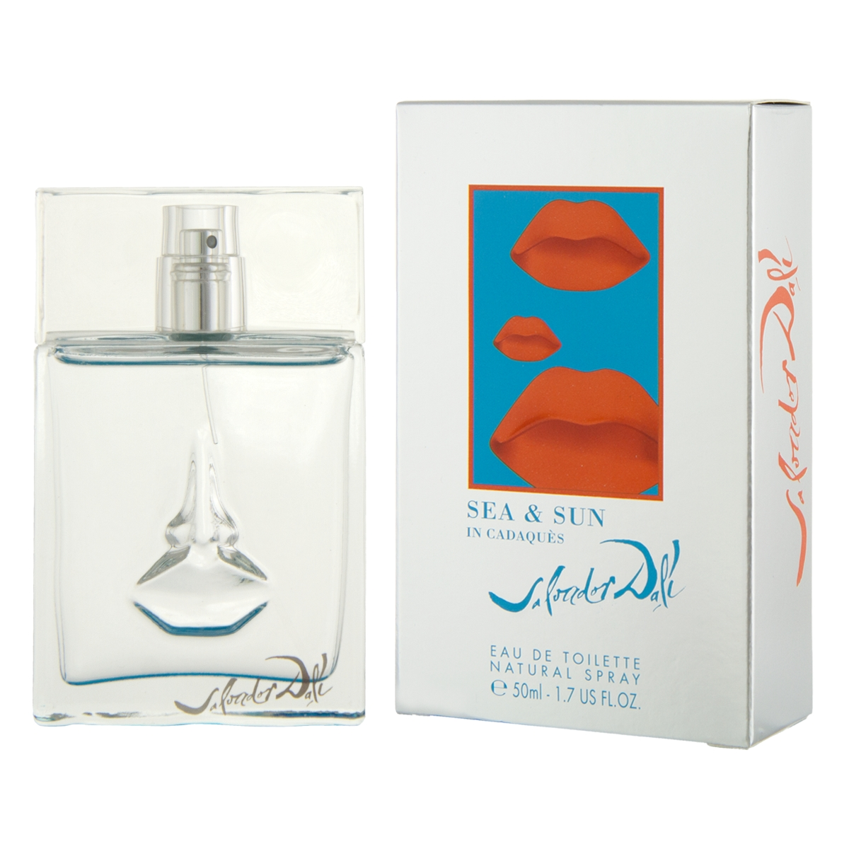 Salvador Dalí Sea & Sun in Cadaques EDT 50 ml W