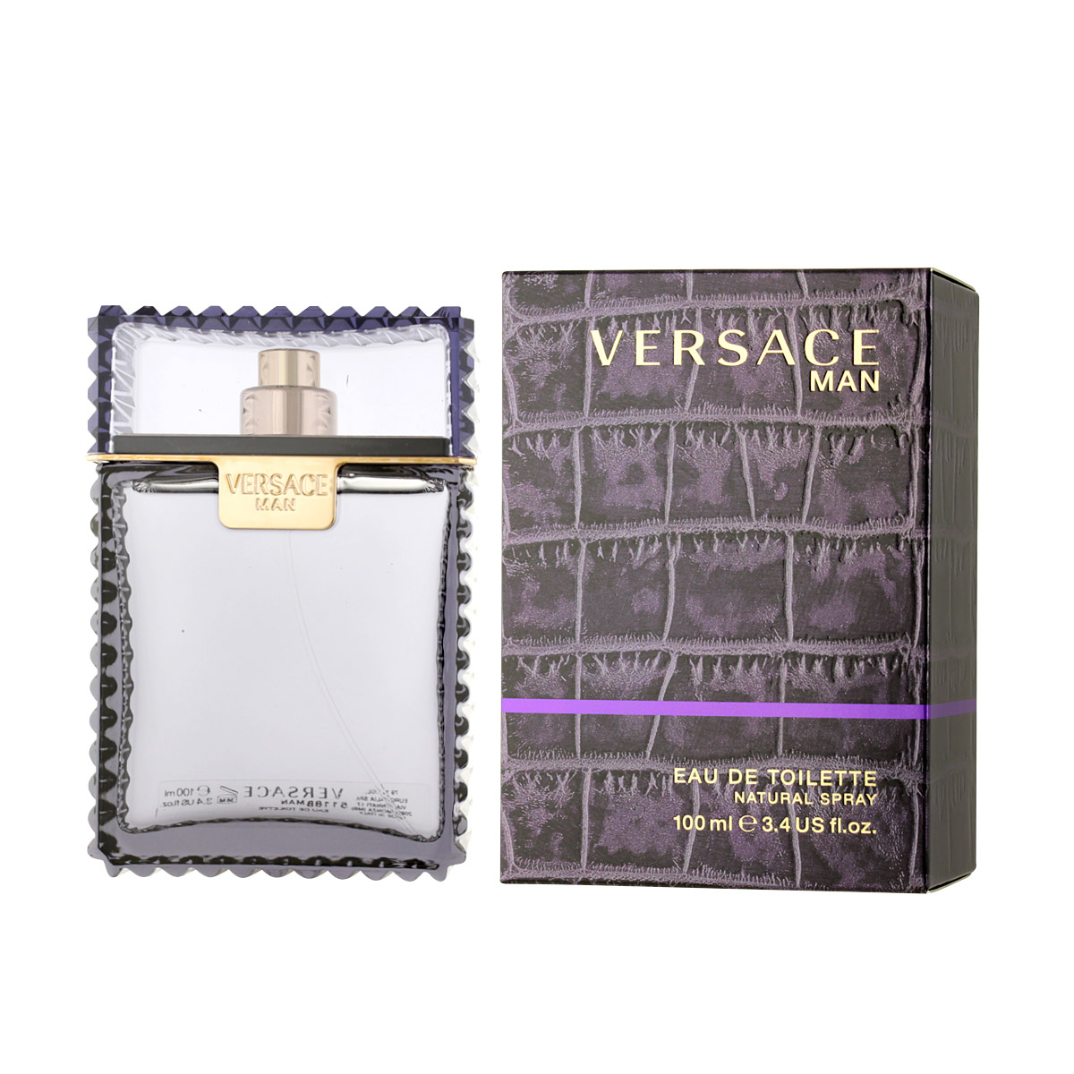 Versace Man EDT 100 ml M