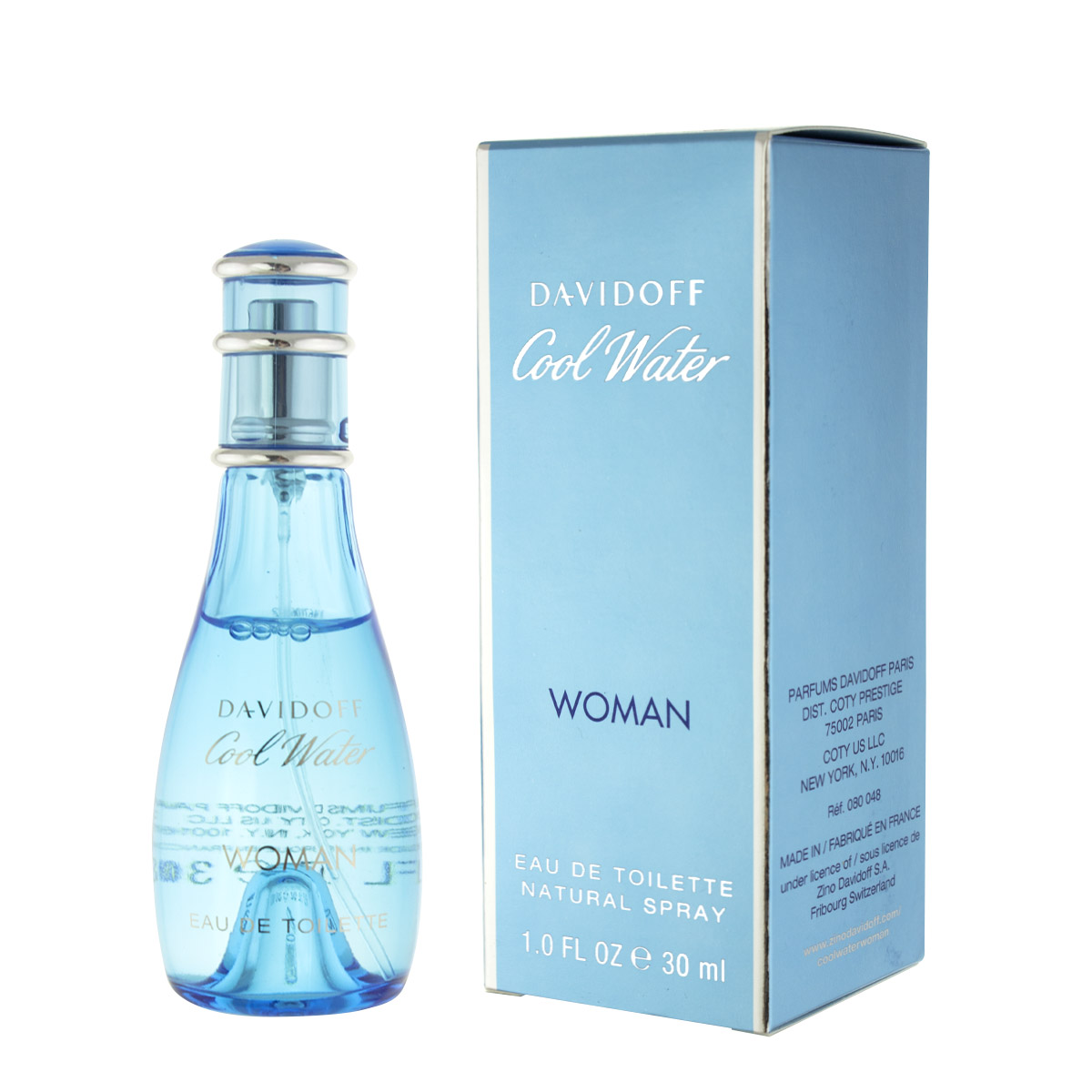 Davidoff Cool Water for Women EDT 30 ml W