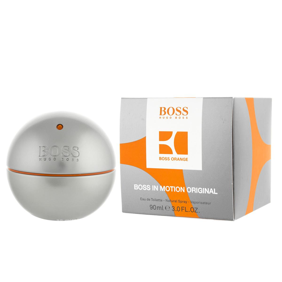 Hugo Boss In Motion EDC rozpoužíváno (plné nad 80%) 90 ml M