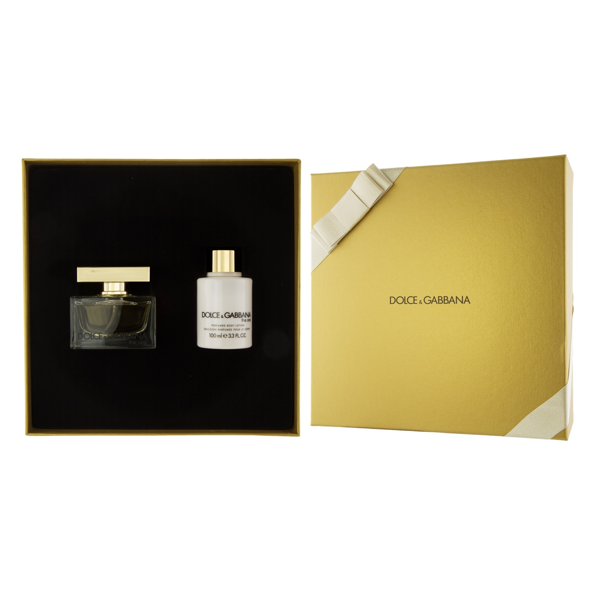 Dolce & Gabbana The One EDP 50 ml + BL 100 ml W