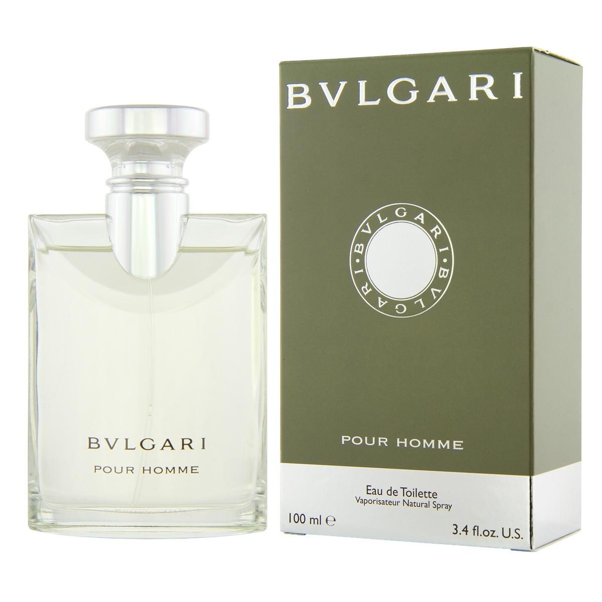 Bvlgari Pour Homme EDT 100 ml M