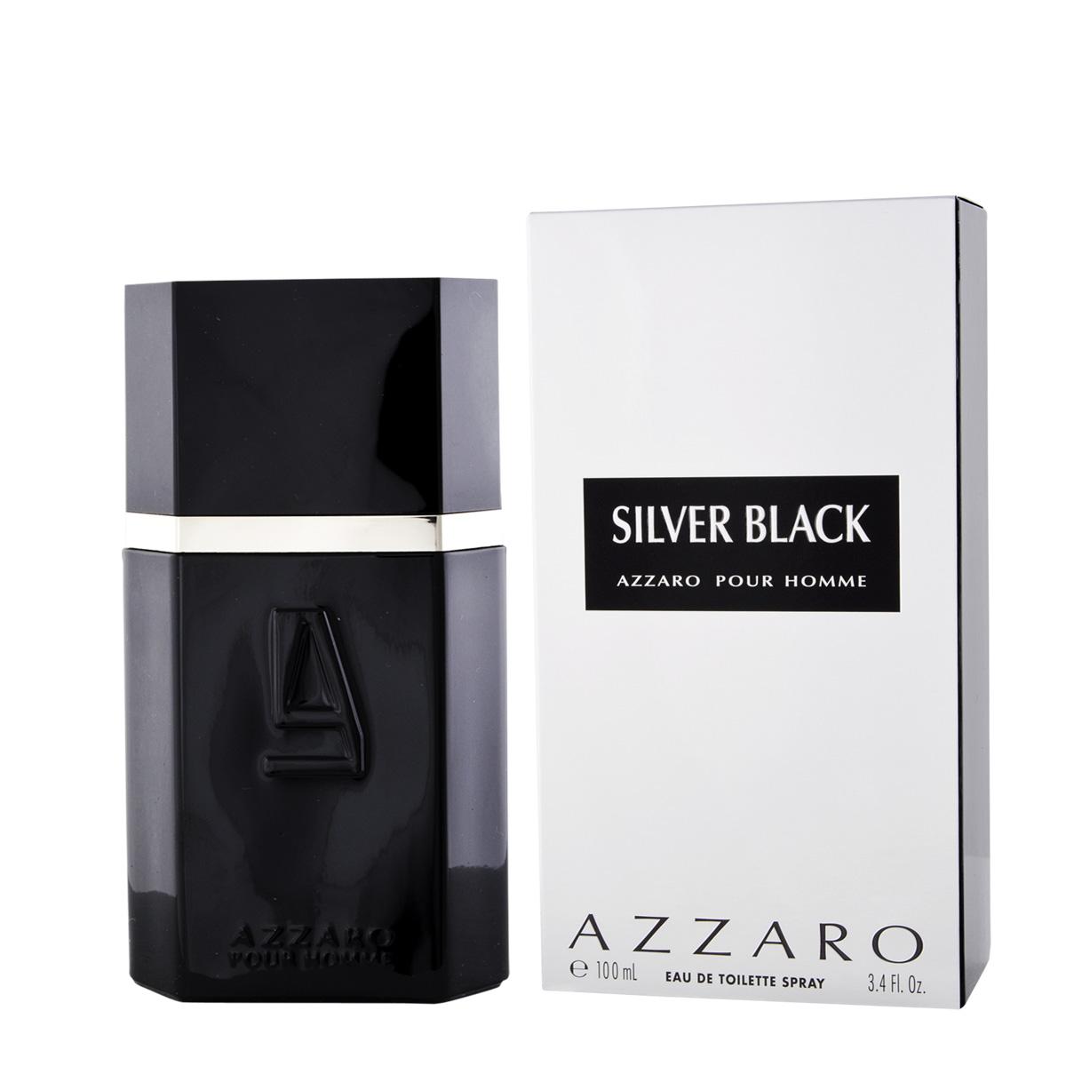 Azzaro Silver Black EDT 100 ml M