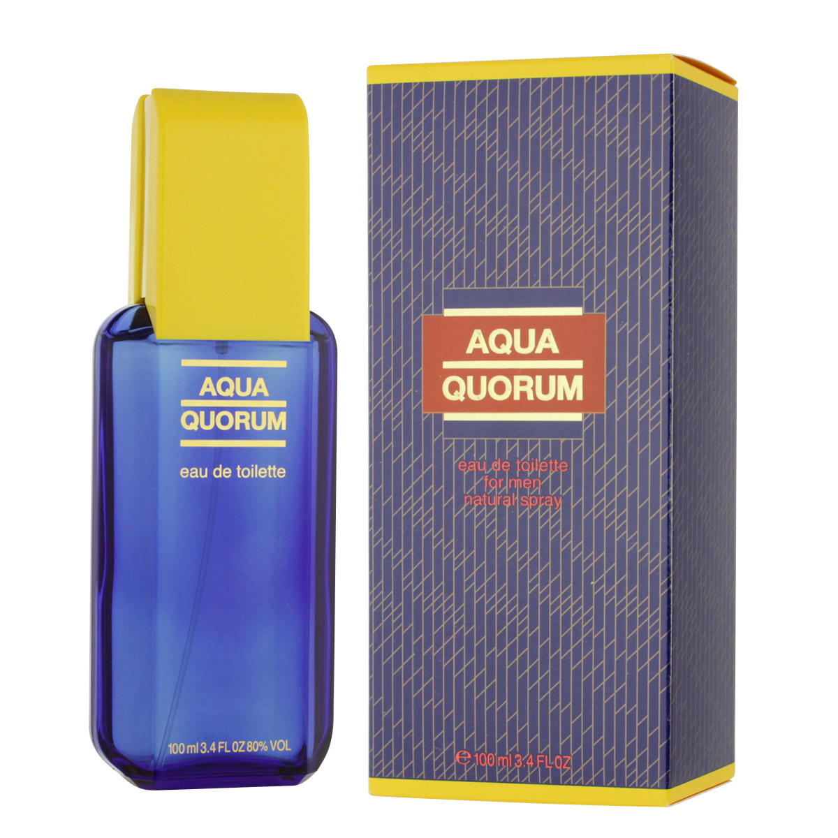 Antonio Puig Agua Quorum EDT 100 ml M