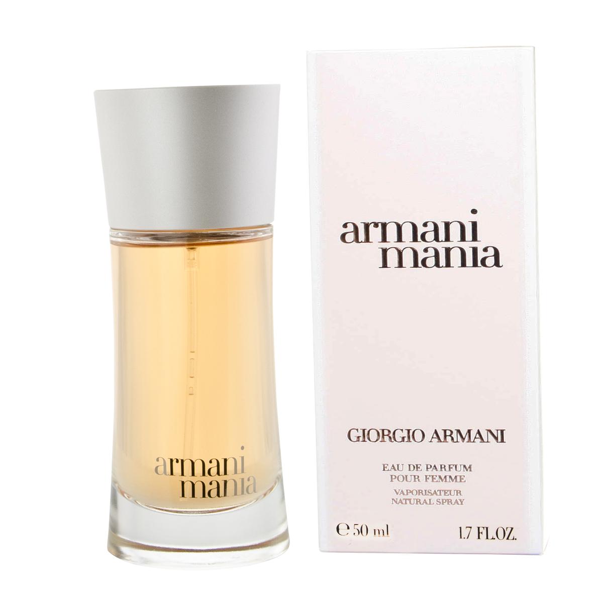 Armani Giorgio Mania EDP 50 ml W
