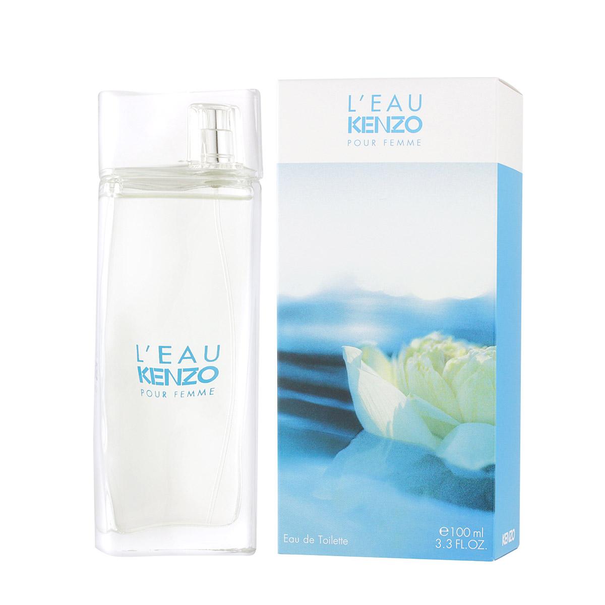 Kenzo L'Eau Kenzo Pour Femme EDT 100 ml W