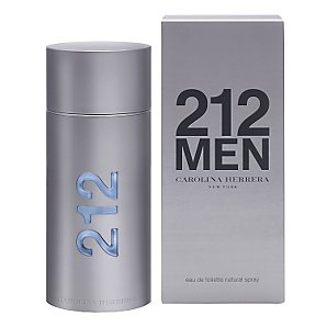 Carolina Herrera 212 Men EDT 30 ml M