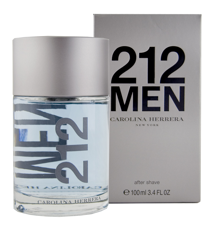 Carolina Herrera 212 Men AS 100 ml M