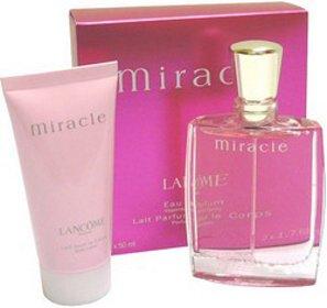Lancome Miracle pour Femme EDP 50 ml + BL 50 ml W