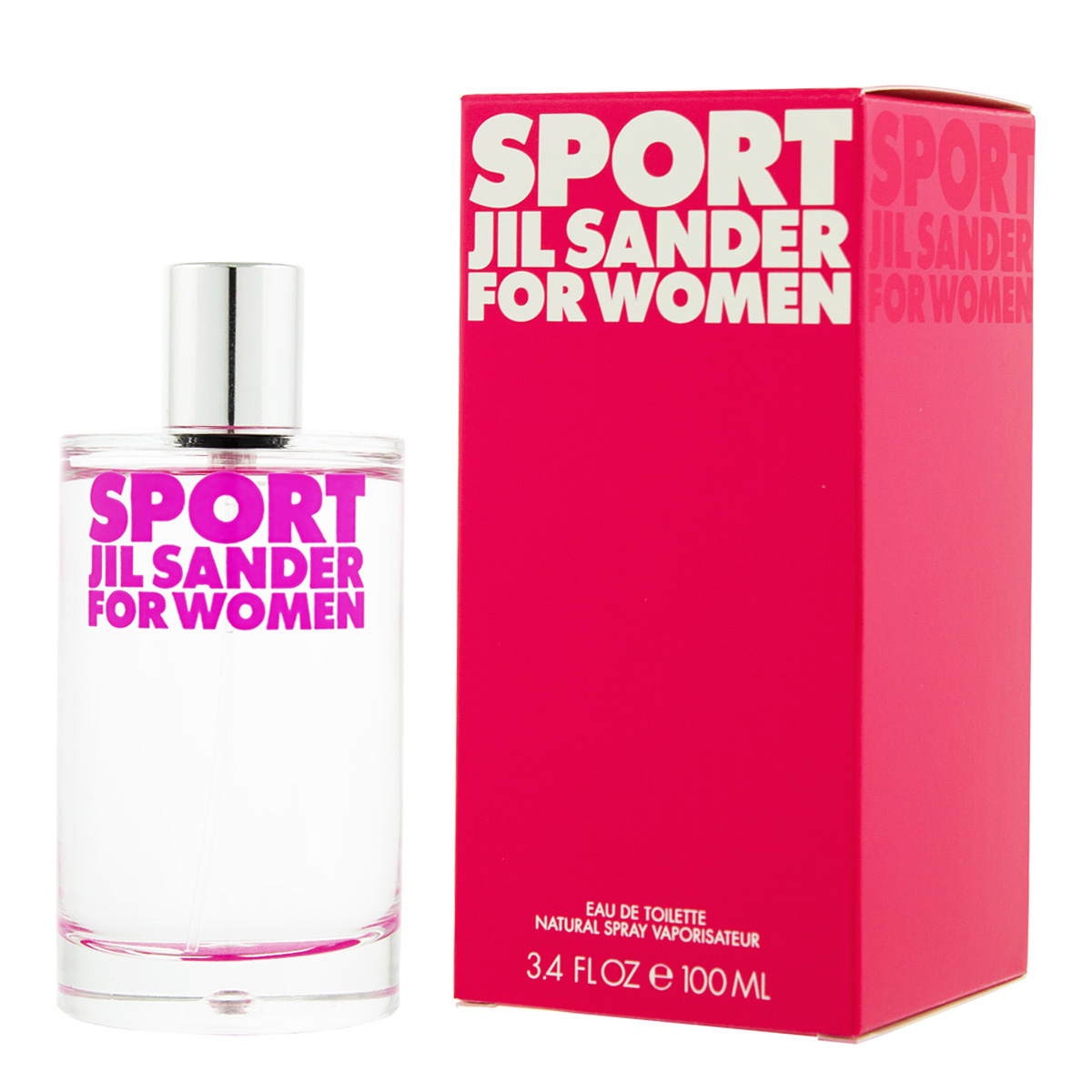 Jil Sander Sport for Women EDT 100 ml W