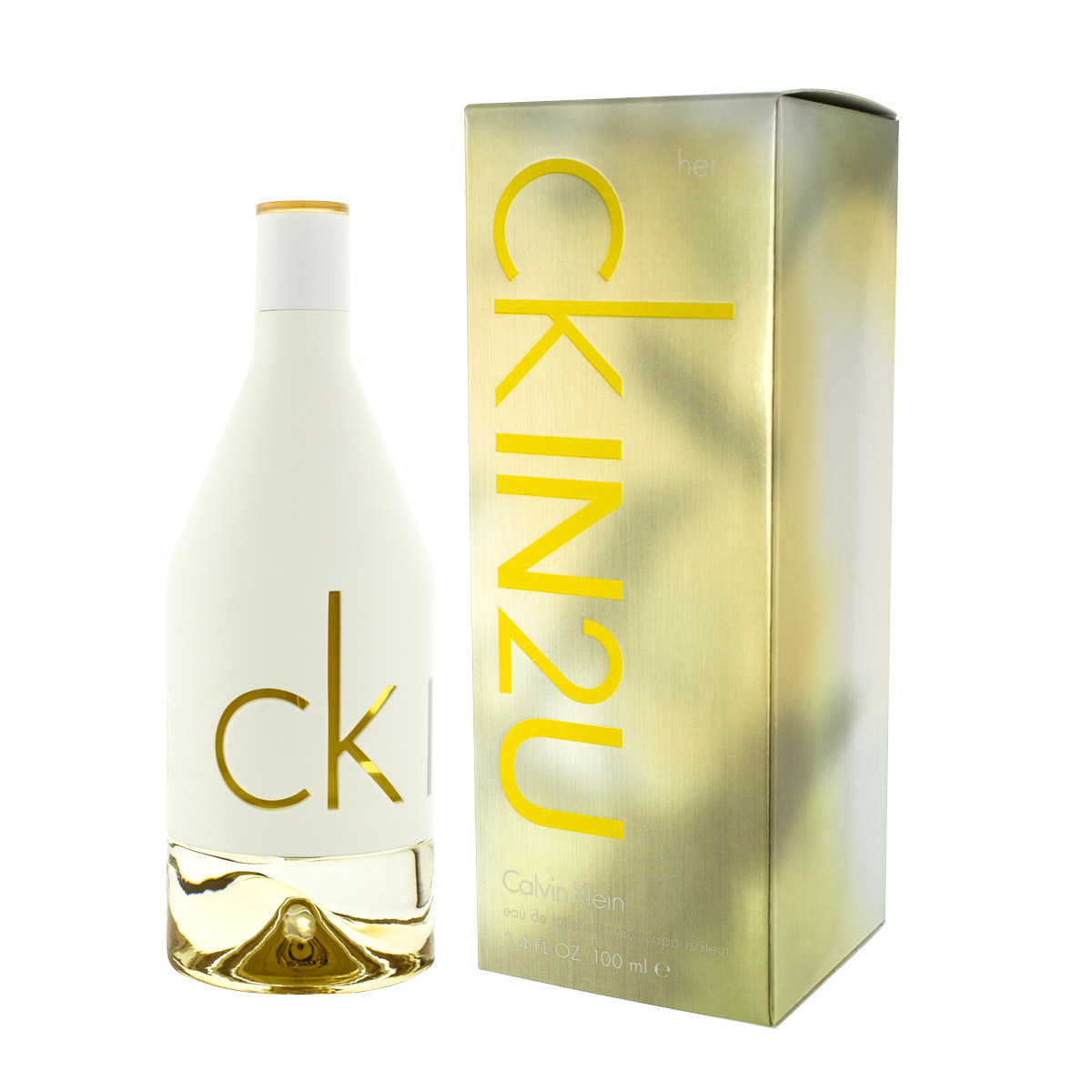 Calvin Klein CK In2U for Her EDT 100 ml W
