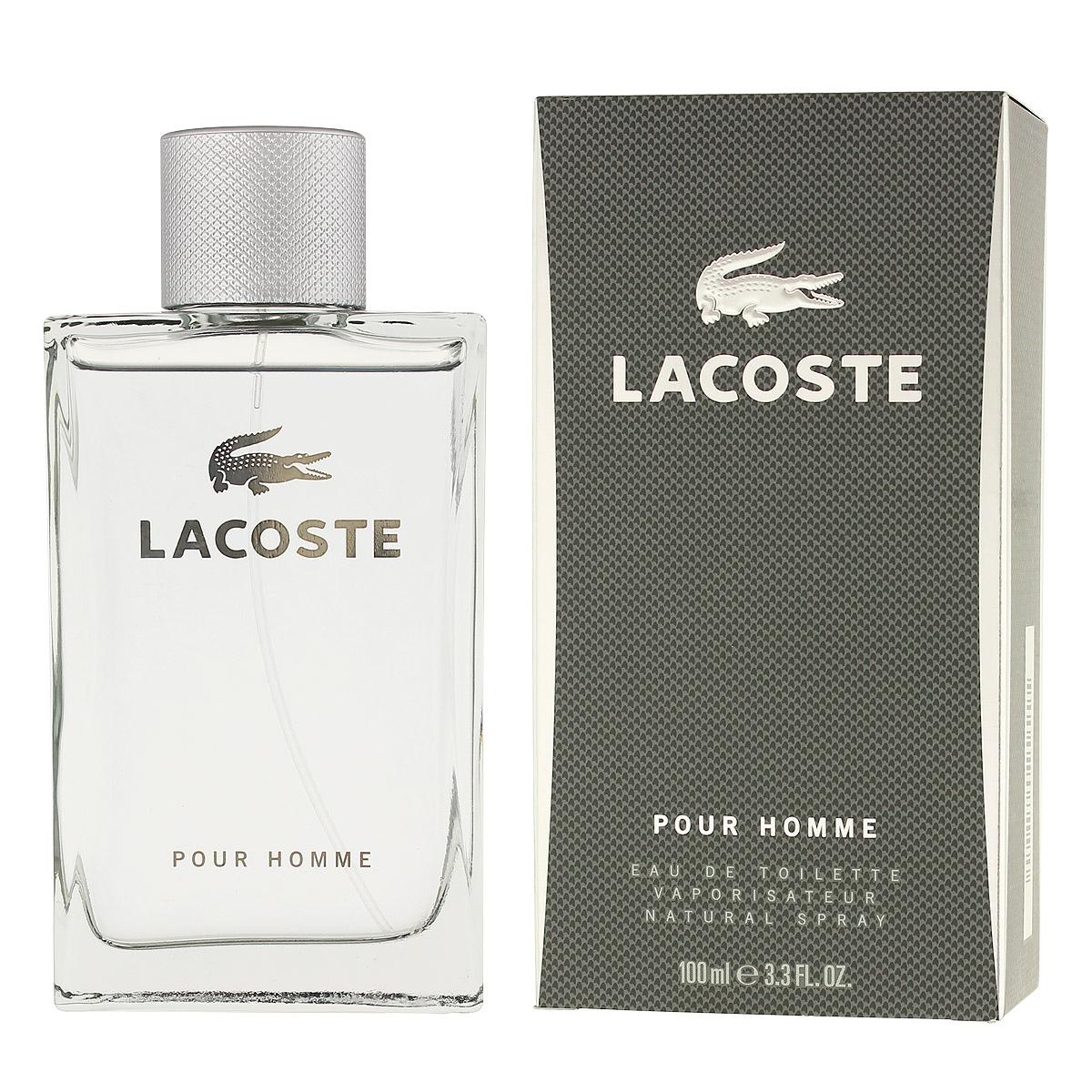 Lacoste Pour Homme EDT 100 ml M