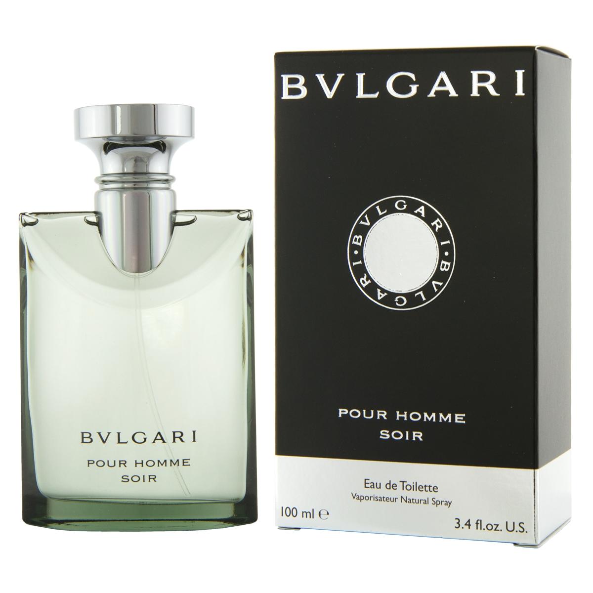Bvlgari Pour Homme Soir EDT 100 ml M