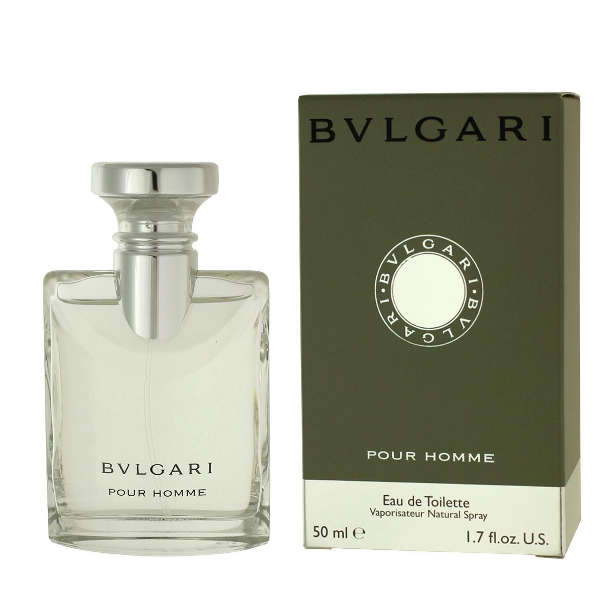 Bvlgari Pour Homme EDT 50 ml M