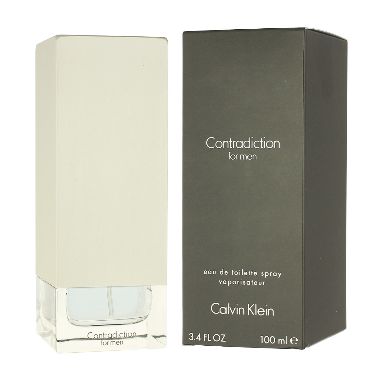 Calvin Klein Contradiction for Men EDT 100 ml M
