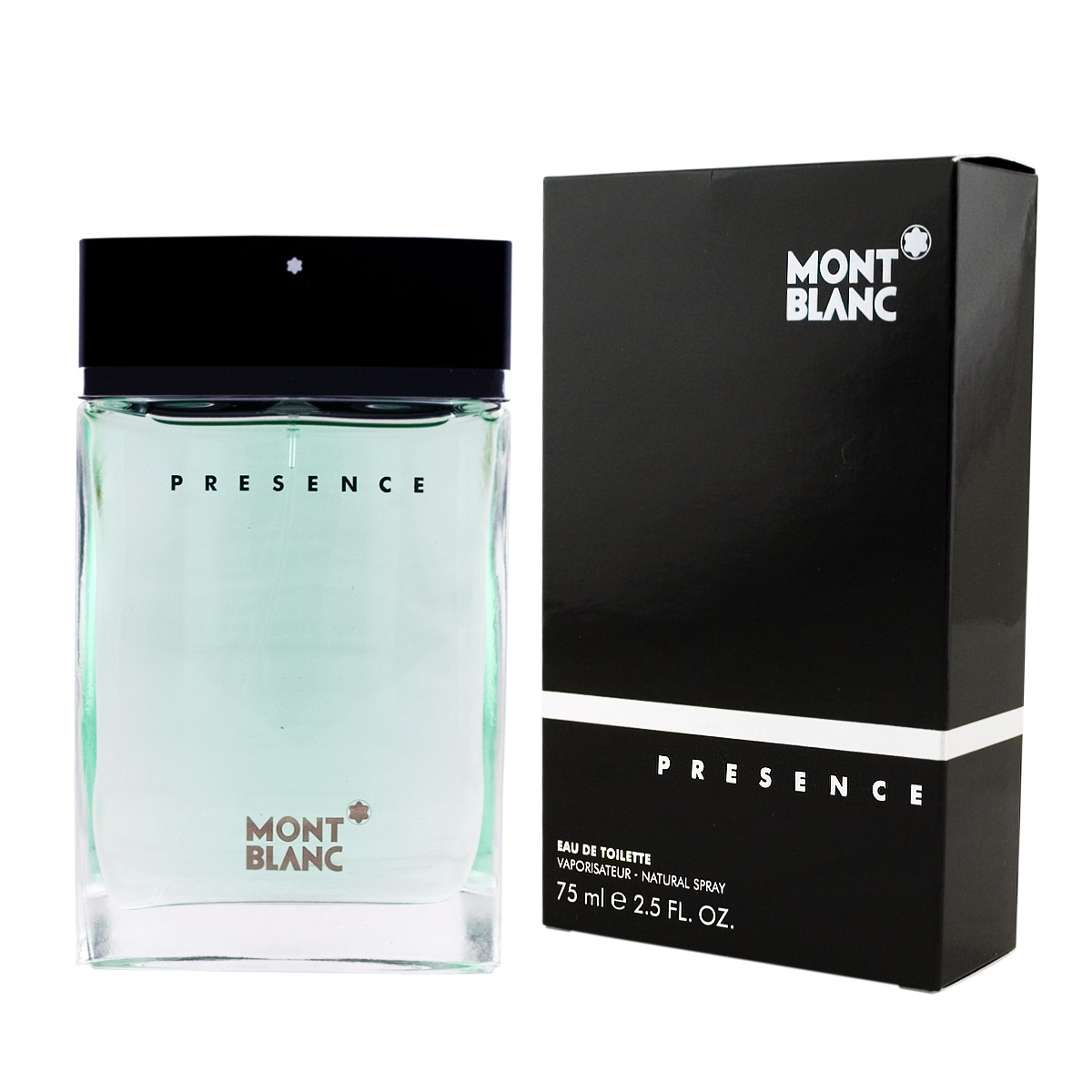 Mont Blanc Presence EDT tester 75 ml M