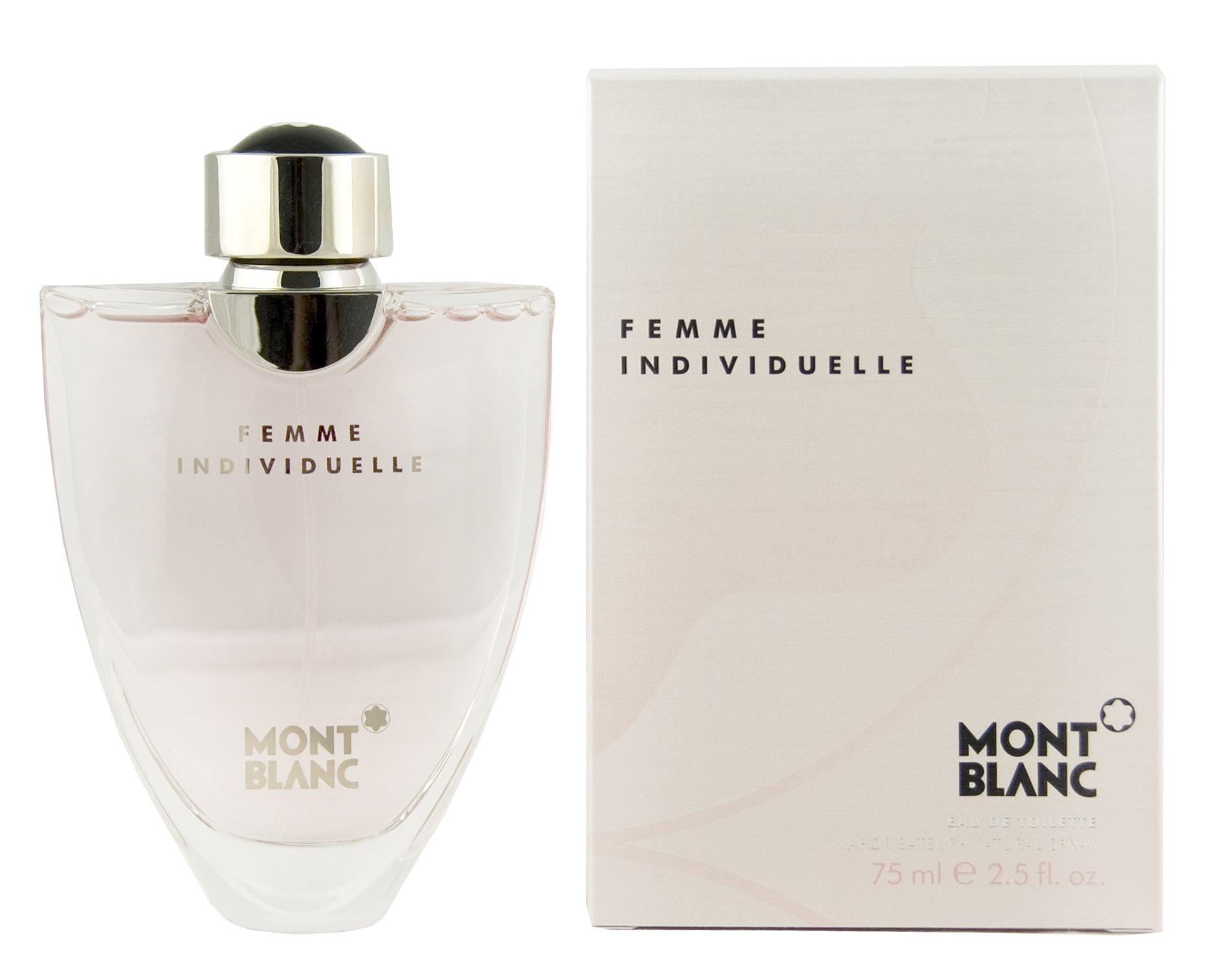 Mont Blanc Femme Individuelle EDT 75 ml W
