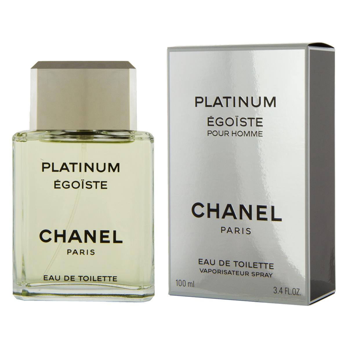 Chanel Egoiste Platinum Pour Homme EDT 100 ml M