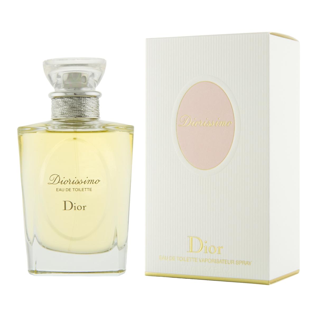 Dior Christian Les Creations de Monsieur Dior Diorissimo EDT 100 ml W