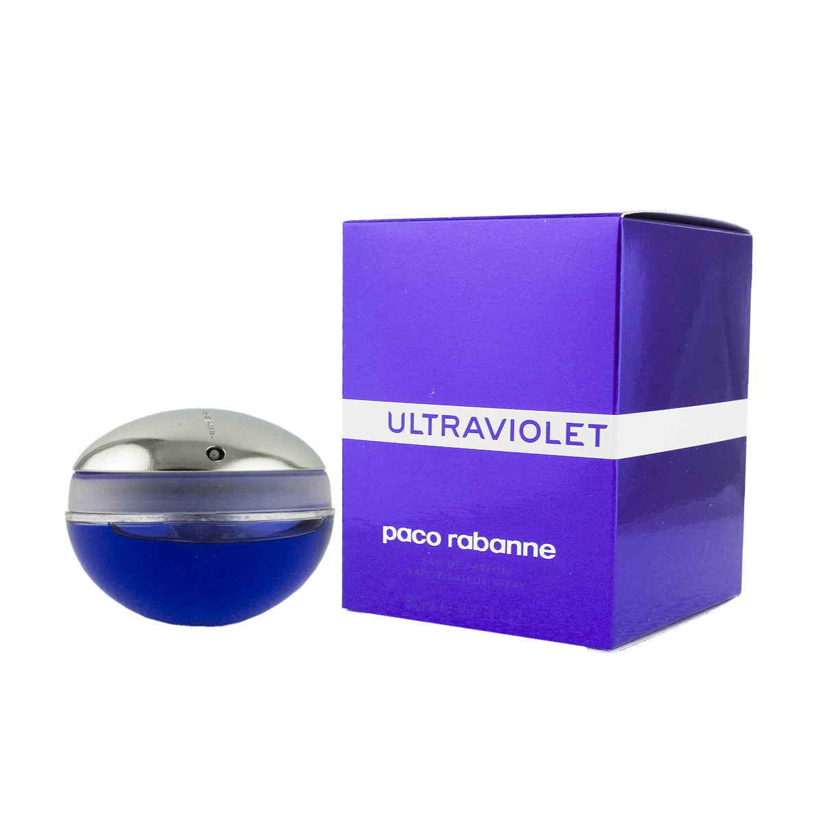 Paco Rabanne Ultraviolet EDP 80 ml W