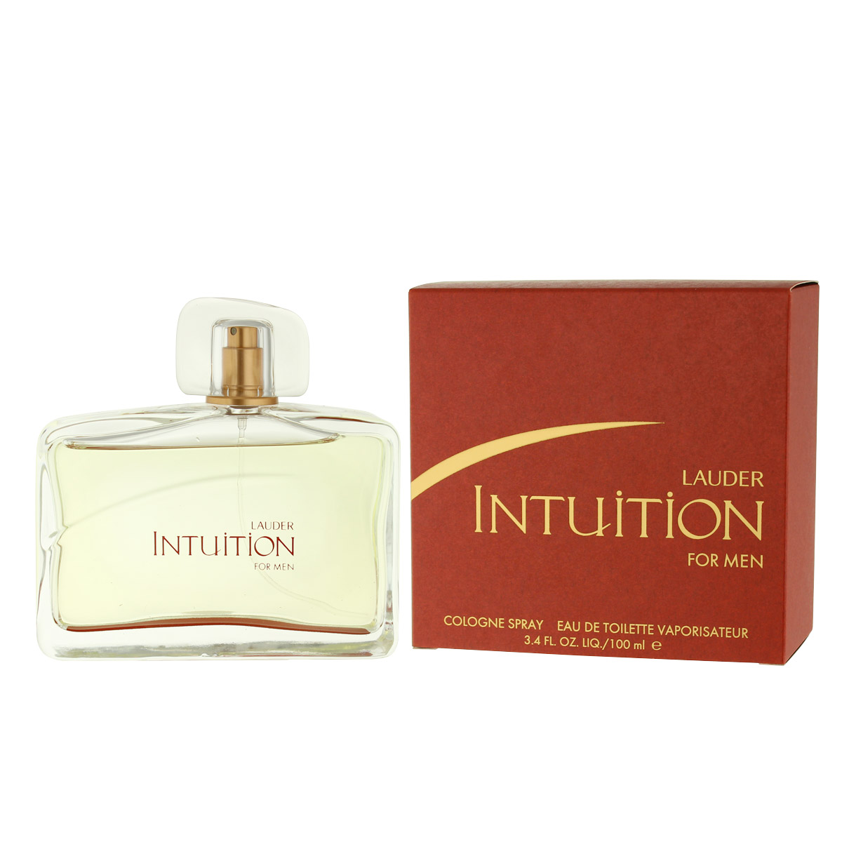 Estée Lauder Intuition Men EDC 100 ml M
