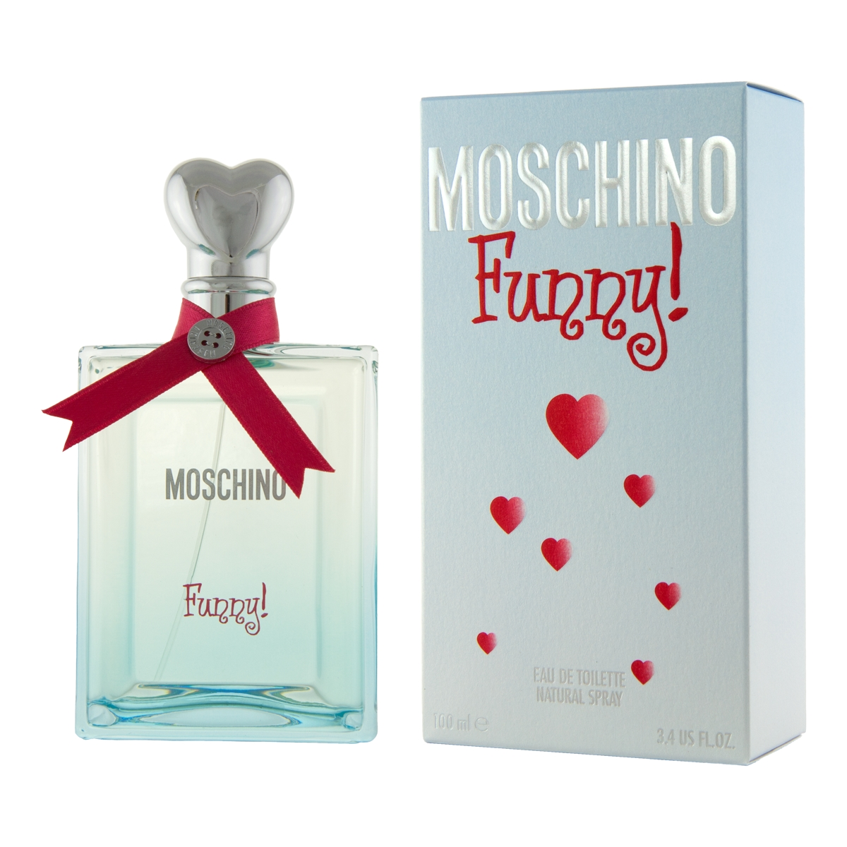 Moschino Funny! EDT 100 ml W