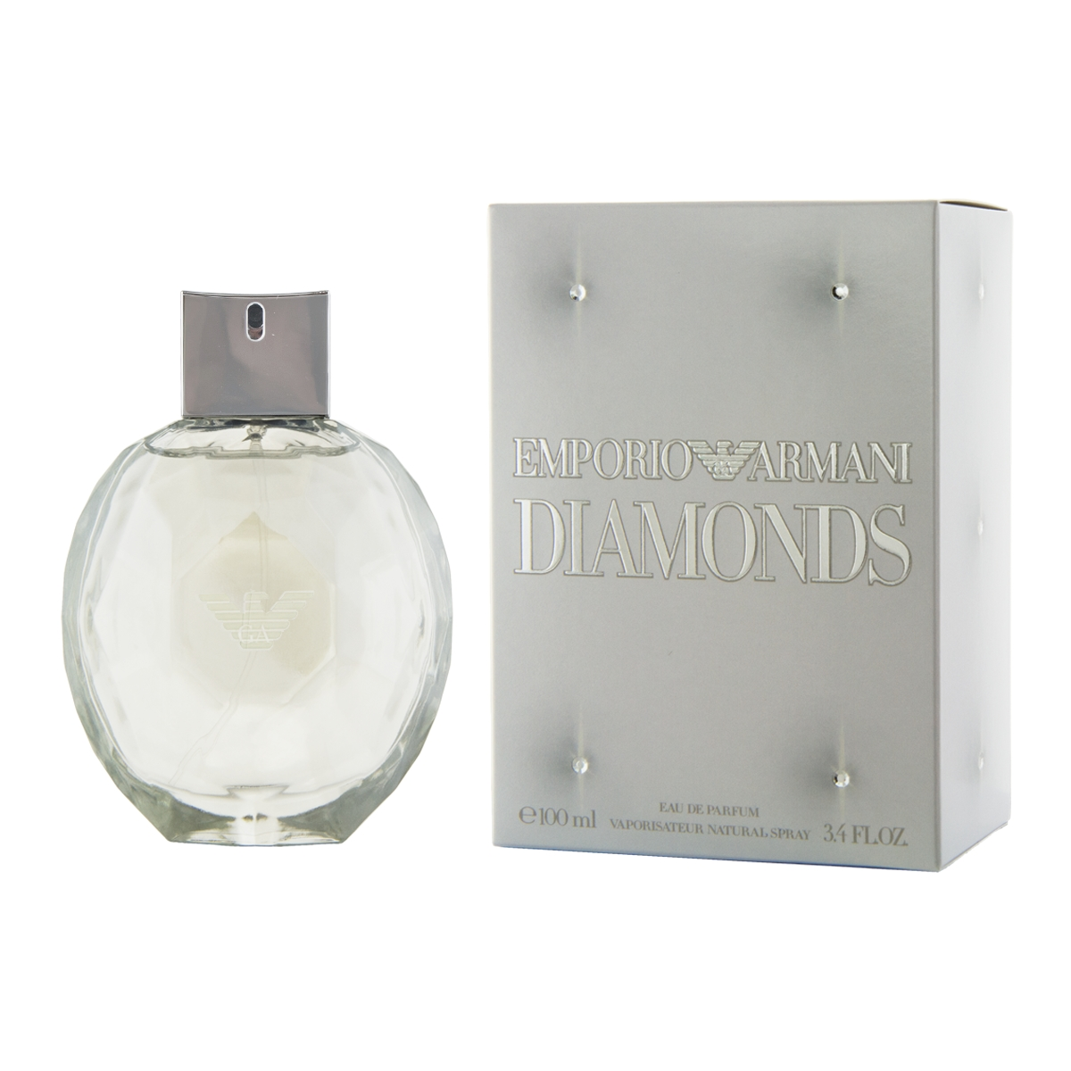 Armani Giorgio Emporio Armani Diamonds for Women EDP 100 ml W