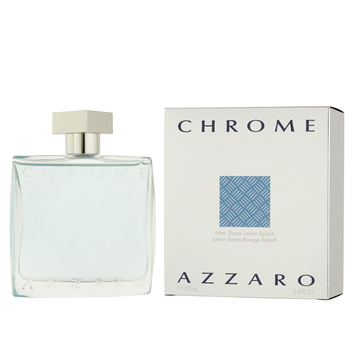 Azzaro Chrome pour Homme AS 100 ml M
