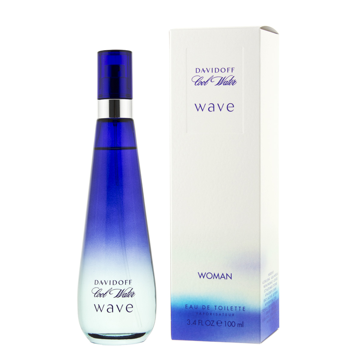 Davidoff Cool Water Wave for Women EDT 100 ml W