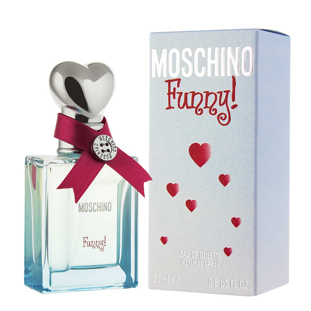 Moschino Funny! EDT 25 ml W