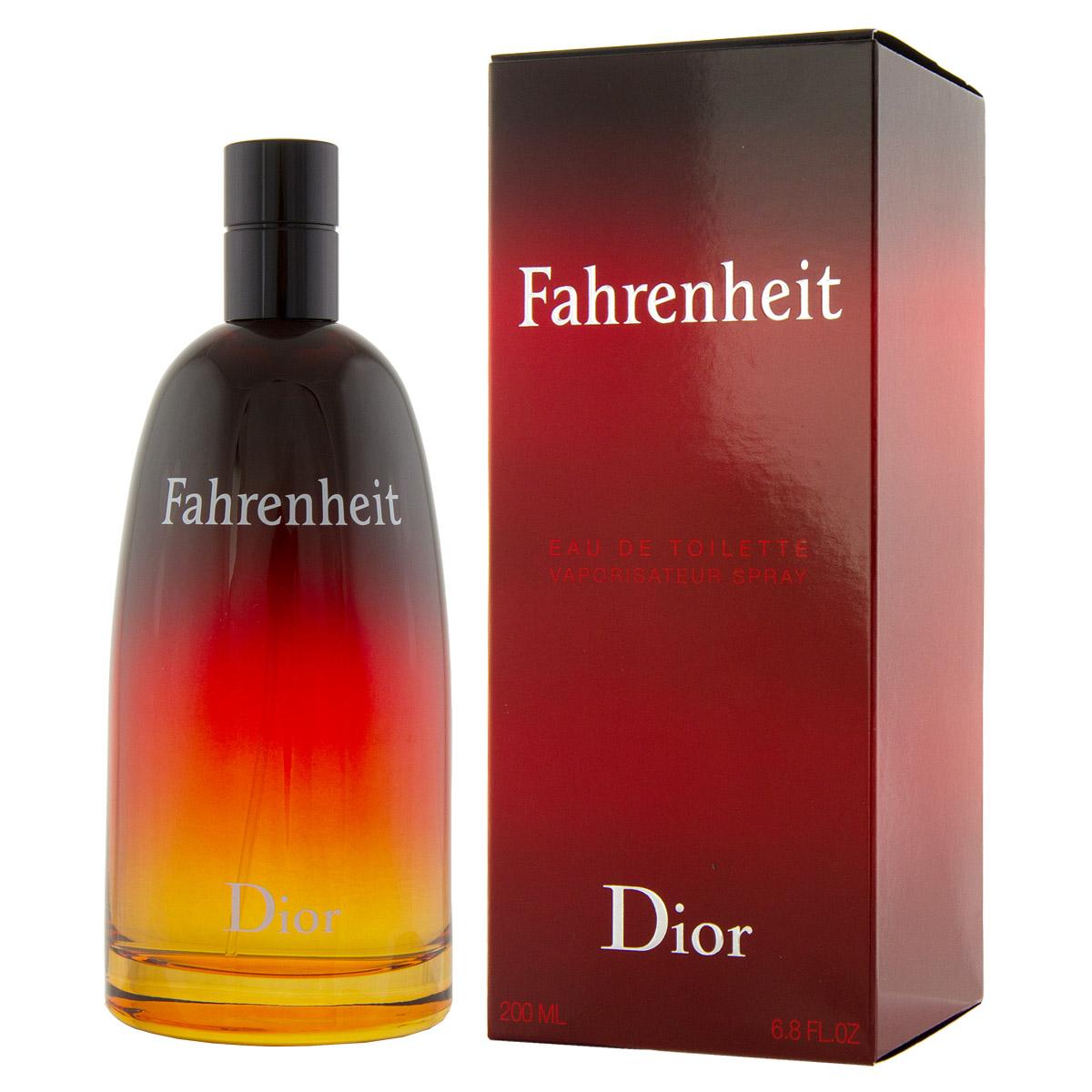 Dior Christian Fahrenheit EDT 200 ml M