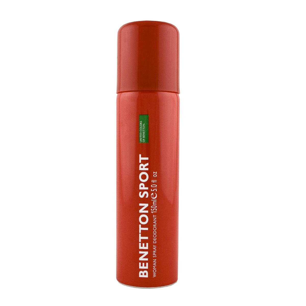 Benetton Sport for Women DEO ve spreji 150 ml W