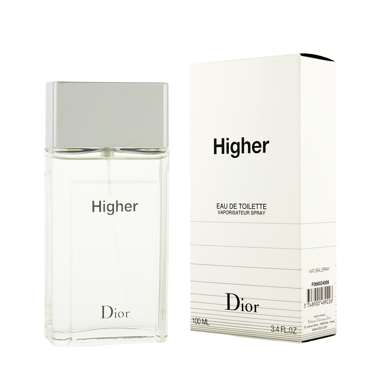 Dior Christian Higher EDT 100 ml M