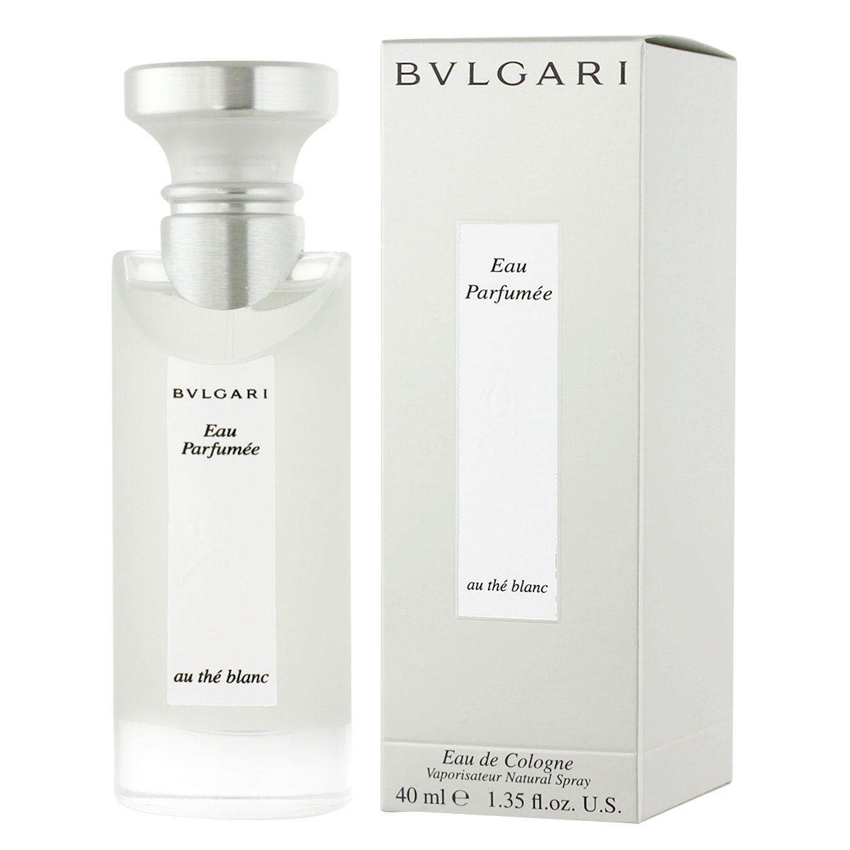Bvlgari Eau Parfumée au Thé Blanc EDC 40 ml UNISEX