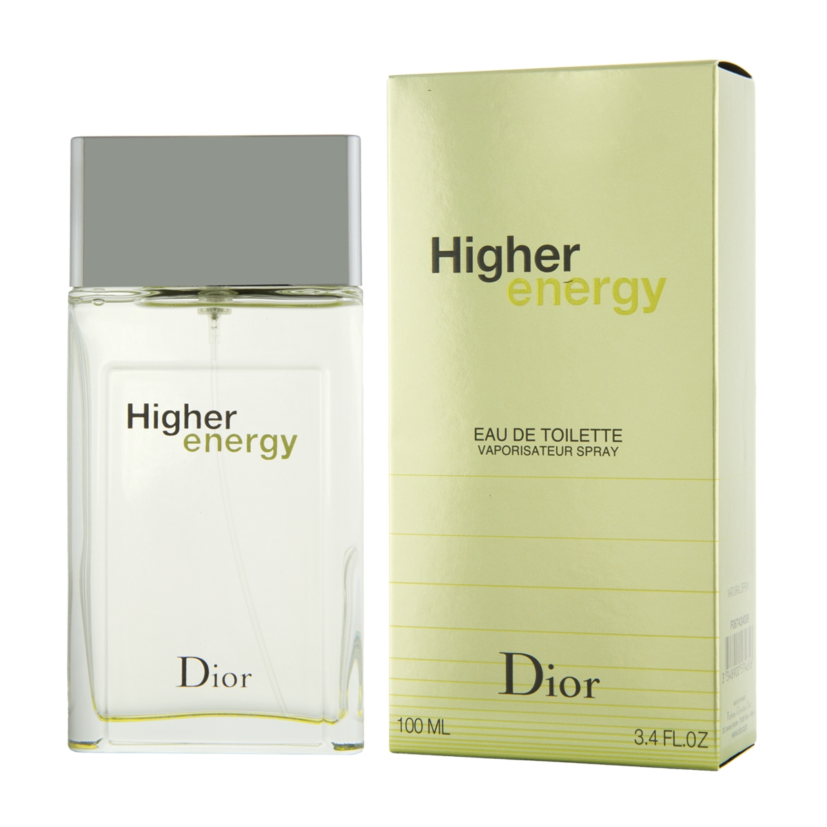 Dior Christian Higher Energy EDT 100 ml M