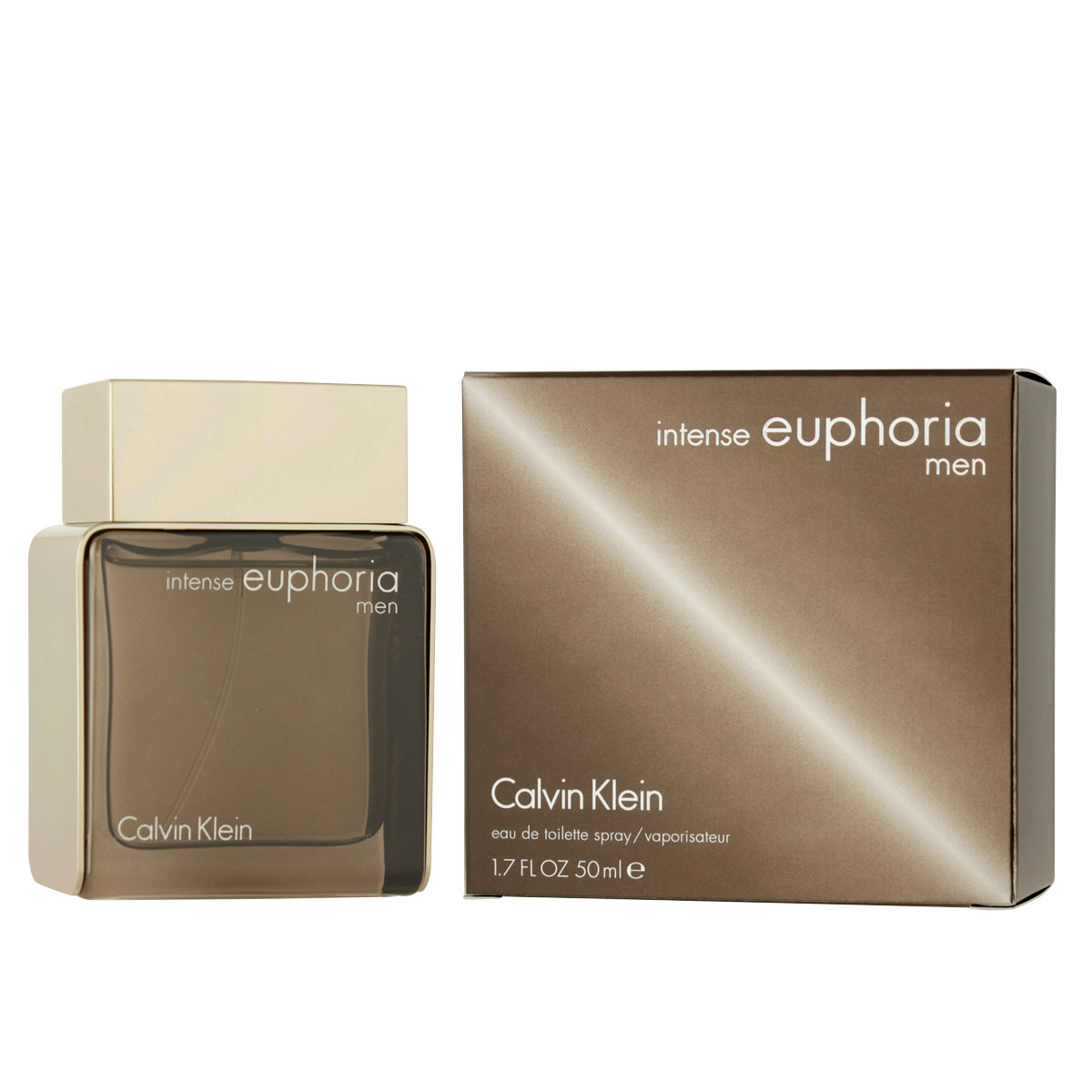 Calvin Klein Euphoria Men Intense EDT 50 ml M