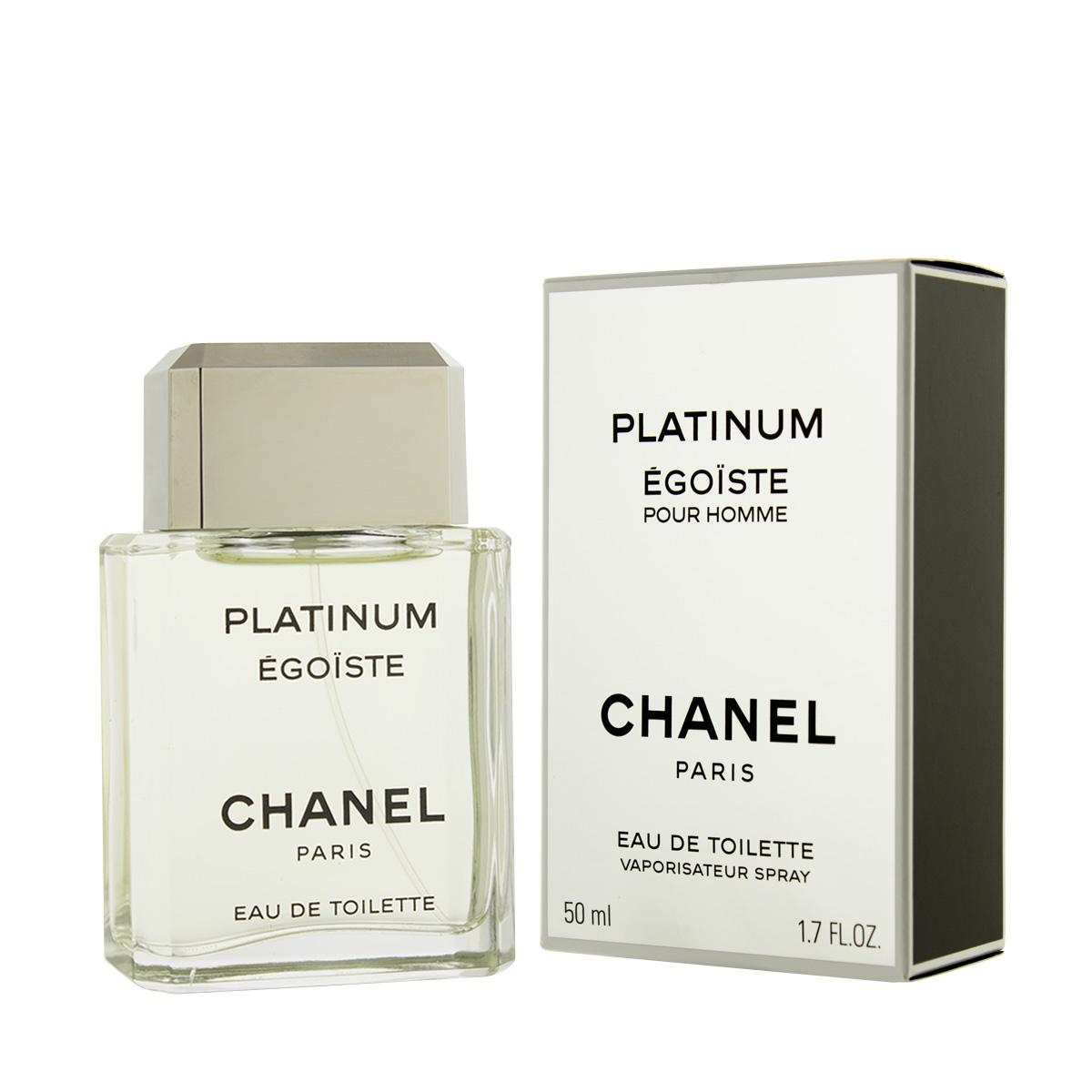 Chanel Egoiste Platinum Pour Homme EDT 50 ml M