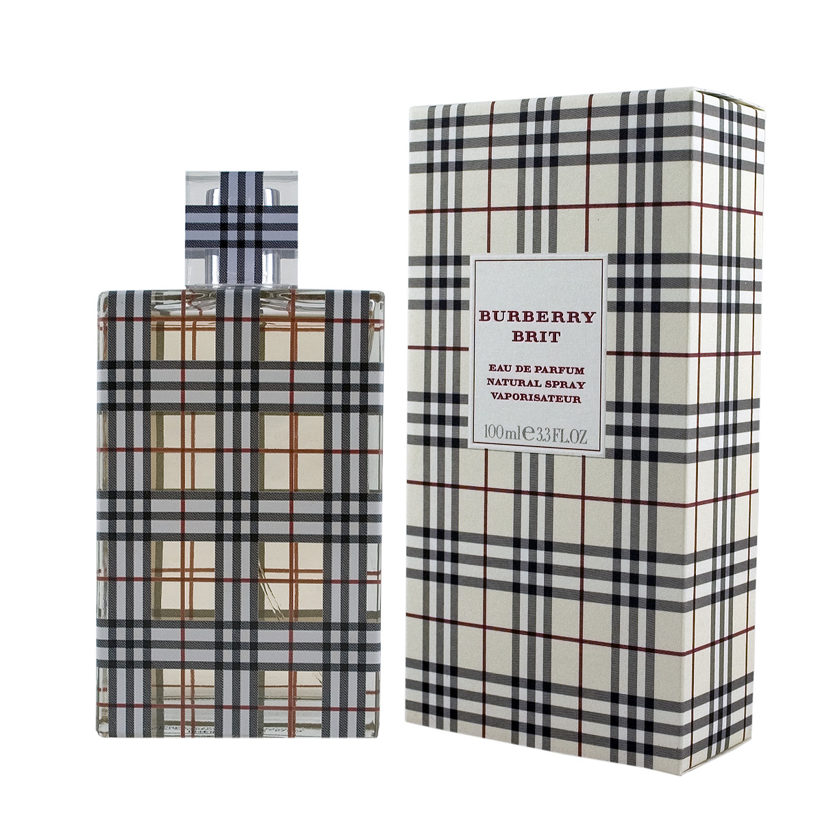 Burberry Brit EDP 100 ml W