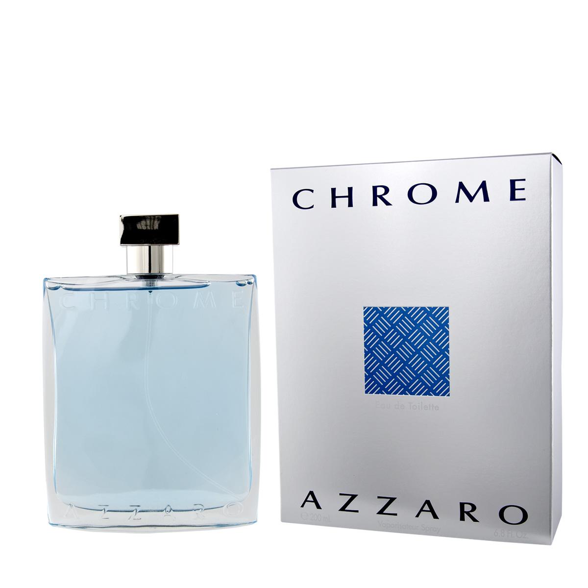 Azzaro Chrome pour Homme EDT 200 ml M